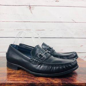 Cole Haan Men's Dress Leather Black Shoes Size 8M